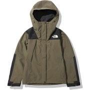 マウンテンジャケット Mountain Jacket NPW61800 ニュートープ(NT) Mサイズ [アウトドア ジャケット レディース]