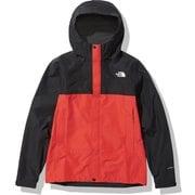 FLドリズルジャケット FL Drizzle Jacket NP12014 フレアオレンジ(FL) XLサイズ [アウトドア レインジャケット メンズ]