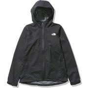 ベンチャージャケット Venture Jacket NPW12006 ブラック(K) Mサイズ [アウトドア レインジャケット レディース]