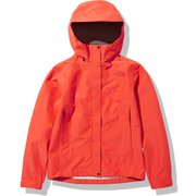 FLドリズルジャケット FL Drizzle Jacket NPW12014 フレアオレンジ(FL) Mサイズ [アウトドア レインジャケット レディース]