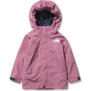 スクープジャケット Scoop Jacket NPJ62003 メイサローズ(ME) 140 [アウトドア ジャケット キッズ]