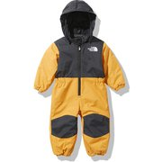 スノーワンピース Snow Onepiece NSJ61910 サミットゴールド(SG) 90cm [スキーウェア ワンピース キッズ]