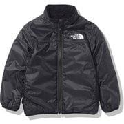 リバーシブルコージージャケット Reversible Cozy Jacket NYJ82032 ブラック(K) 140cm [アウトドア ジャケット キッズ]