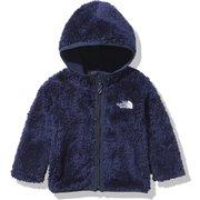 シェルパフリースフーディー B Sherpa Fleece Hoodie NAB72047 TNFネイビー(NY) 90 [アウトドア トップス キッズ]