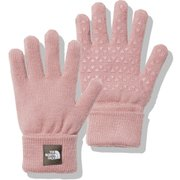 ニットグローブ Kids' Knit Glove NNJ61907 ピンククレイ(PC) キッズフリーサイズ [アウトドア グローブ キッズ]