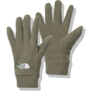 マイクロフリースグローブ Kids' Micro Fleece Glove NNJ62001 ニュートープ(NT) Mサイズ [アウトドア グローブ キッズ]