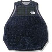 シェルパフリーススリーパー Baby Sherpa Fleece Sleeper NNB72005 グリーンプラット(GP) ベビーフリーサイズ [アウトドア 小物 キッズ]