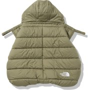 シェルブランケット Baby Shell Blanket NNB71901 バーントオリーブ(BG) [アウトドア 小物 キッズ]