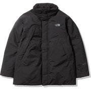 GTXパフコート GTX Puff Coat ND92062 ブラック(K) Mサイズ [アウトドア ダウンウェア メンズ]