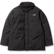 GTXパフコート GTX Puff Coat ND92062 ブラック(K) XLサイズ [アウトドア ダウンウェア メンズ]