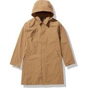 ロールパックジャーニーズコート Rollpack Journeys Coat NPW21863 ユーティリティーブラウン(UB) Sサイズ [アウトドア ジャケット レディース]