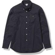 ロングスリーブヒムリッジシャツ L/S Him Ridge Shirt NR11955 アビエイターネイビー(AN) Mサイズ [アウトドア シャツ メンズ]