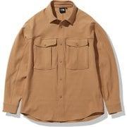 インヨーシャツ Inyo Shirt NR62061 ユーティリティーブラウン(UB) Mサイズ [アウトドア シャツ メンズ]
