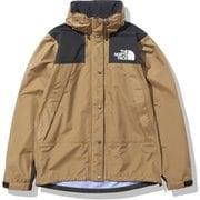 マウンテンレインテックスジャケット Mountain Raintex Jacket NPW11935 ユーティリティーブラウン(UB) Sサイズ [アウトドア レインジャケット レディース]