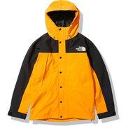 マウンテンライトジャケット Mountain Light Jacket NP11834 サミットゴールド(SG) Mサイズ [アウトドア ジャケット メンズ]