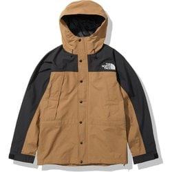 マウンテンライトジャケット Mountain Light Jacket NP11834 ユーティリティーブラウン(UB) XLサイズ [アウトドア ジャケット メンズ]