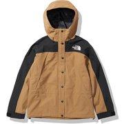 マウンテンライトジャケット Mountain Light Jacket NPW61831 ユーティリティーブラウン(UB) Mサイズ [アウトドア ジャケット レディース]