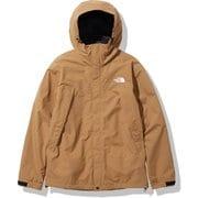 スクープジャケット Scoop Jacket NP61940 ユーティリティーブラウン(UB) XLサイズ [アウトドア ジャケット メンズ]