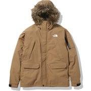 グレーストリクライメイトジャケット Grace Triclimate Jacket NP61938 ユーティリティブラウン(UB) XLサイズ [アウトドア ジャケット メンズ]