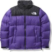 ヌプシジャケット Nuptse Jacket ND91841 ピークパープル(PP) XLサイズ [アウトドア ダウンウェア メンズ]