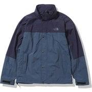 ハイドレナウィンドジャケット Hydrena Wind Jacket NP21835 ブルーウィングティール×TNFネイビー(BT) XLサイズ [アウトドア ジャケット メンズ]