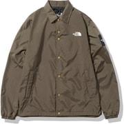 ザコーチジャケット The Coach Jacket NP22030 ニュートープ(NT) Mサイズ [アウトドア ジャケット メンズ]