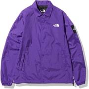ザコーチジャケット The Coach Jacket NP22030 ピークパープル(PP) XLサイズ [アウトドア ジャケット メンズ]