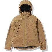 スクープジャケット Scoop Jacket NPW61940 ユーティリティーブラウン(UB) Lサイズ [アウトドア ジャケット レディース]
