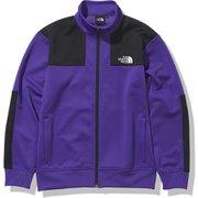 ジャージジャケット Jersey Jacket NT12050 ピークパープル(PP) Lサイズ [アウトドア ジャケット メンズ]