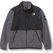 デナリジャケット Denali Jacket NA72051 ミックスグレー(Z) Sサイズ [アウトドア フリース メンズ]