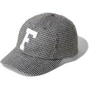 TNFロゴフランネルキャップ TNF Logo Flannel Cap NN42031 ギンガムチェック(GC) フリーサイズ [アウトドア 帽子]