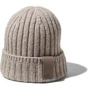 ラディアルウールビーニー Radial Wool Beanie NN41719 ケルプタン(KT) フリーサイズ [アウトドア 帽子]