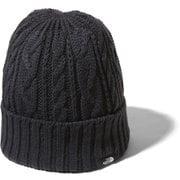 ケーブルビーニー Cable Beanie NN42036 アビエイターネイビー(AN) フリーサイズ [アウトドア 帽子]