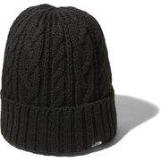 ケーブルビーニー Cable Beanie NN42036 ブラック(K) フリーサイズ [アウトドア 帽子]