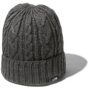 ケーブルビーニー Cable Beanie NN42036 ミックスチャコール(ZC) フリーサイズ [アウトドア 帽子]