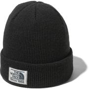 ステッチワークビーニー Stitchwork Beanie NN42037 ブラック(K) フリーサイズ [アウトドア 帽子]