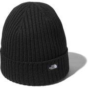 トラバースウールビーニー Traverse Wool Beanie NN42060 ブラック(K) フリーサイズ [アウトドア 帽子]