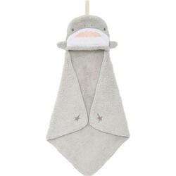 78286-05 ポケットタオル サメ [キャラクターグッズ]