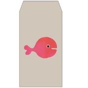 ED02582 五味太郎 ぽち袋 金魚 [キャラクターグッズ]