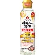 タカラ料理のための清酒 米麹たっぷり2倍 13度~14度 500ml らくらく調節ボトル [日本酒]