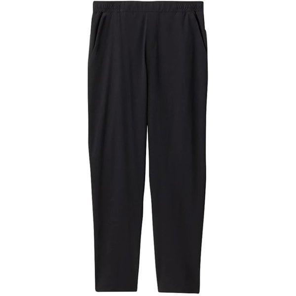 エッセンシャルフィットロングパンツ ESSENTIAL FIT LONG PANTS DA40301 ブラック(K) Mサイズ [フィットネス パンツ レディース]