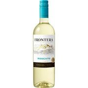 フロンテラ モスカート 白 8.5度 750ml チリ [白ワイン]