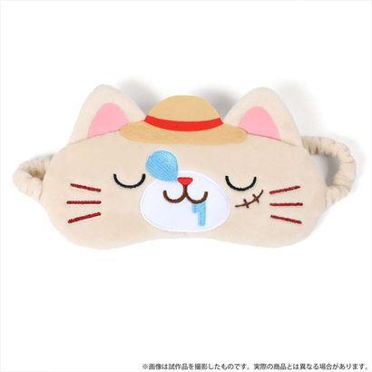 ONE PIECE with CAT アイマスク ルフィ [キャラクターグッズ]