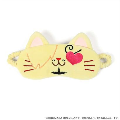 ONE PIECE with CAT アイマスク サンジ [キャラクターグッズ]