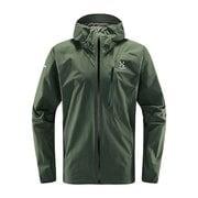 リムシリーズ ジャケット L.I.M Jacket Men 604542 4HQ_FJELL GREEN Mサイズ [アウトドア ジャケット メンズ]