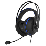 TUF GAMING H7 CORE BLUE [ゲーミングヘッドセット ブルー]