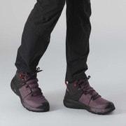 オデッセイ ミッド ゴアテックス Odyssey MID GORE-TEX W L41144700 BLACK/FLINT/HIGH RISK RED 22.5cm [トレッキングシューズ レディース]