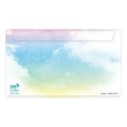 MSK-9611 抗菌マスクマスクケース 虹色