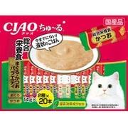 CIAO ちゅ~る 総合栄養食 まぐろ・かつおバラエティ 14g×40本