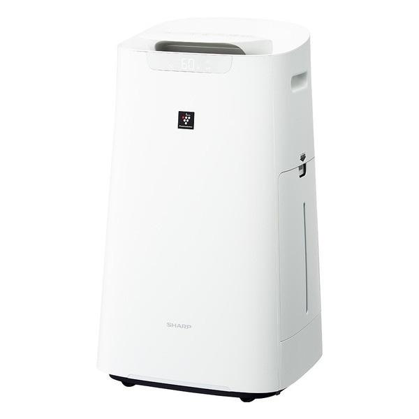 KI-NS70-W [加湿空気清浄機 プラズマクラスター25000 (プラズマクラスター約19畳まで 加湿19畳まで 空気清浄31畳まで) ホワイト系]